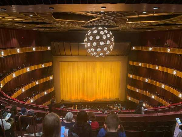 David H. Koch Theater, section: Fourth Ring, row: J, seat: 104