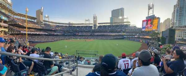 PETCO Park, section: 137, row: 10, seat: 1