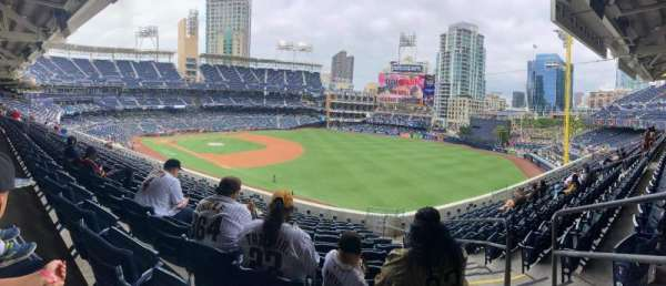 PETCO Park, section: 217, row: 11, seat: 22