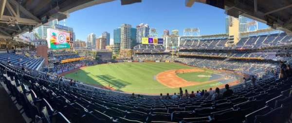 PETCO Park, section: 214, row: 13, seat: 18