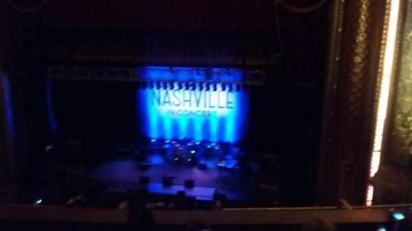 Wang Theatre, section: Mezz, row: R, seat: 36