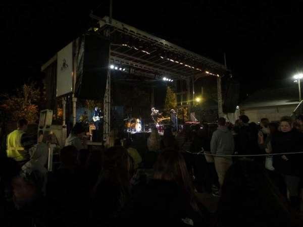 Topsfield Fair Grandstand, section: Bleachers
