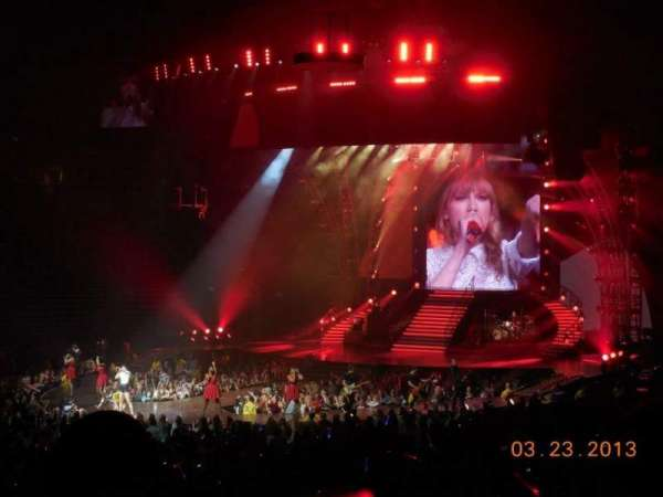 Colonial Life Arena, section: 116, row: 21, seat: 9