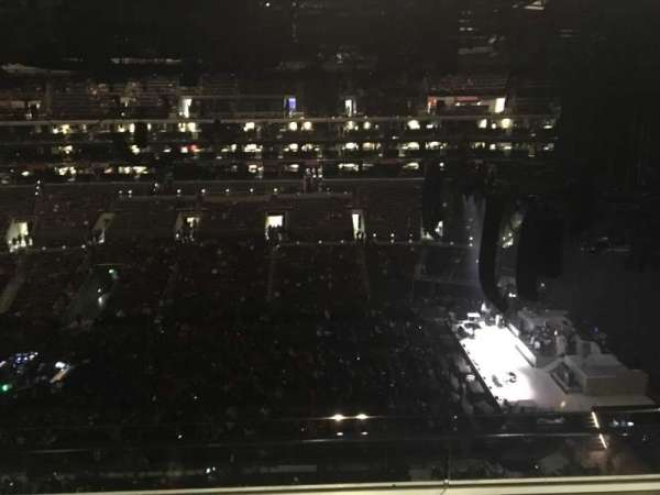 Staples Center, section: 334, row: 2W, seat: 9