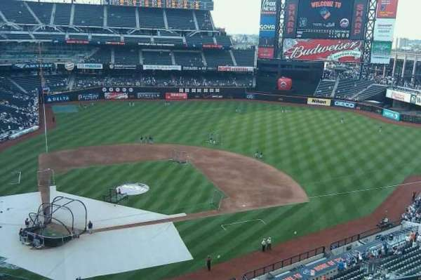 Citi Field, section: 509