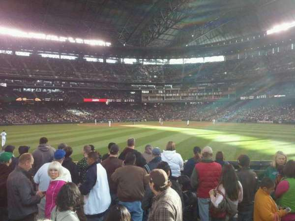 T-Mobile Park, section: BeerGar, row: Den