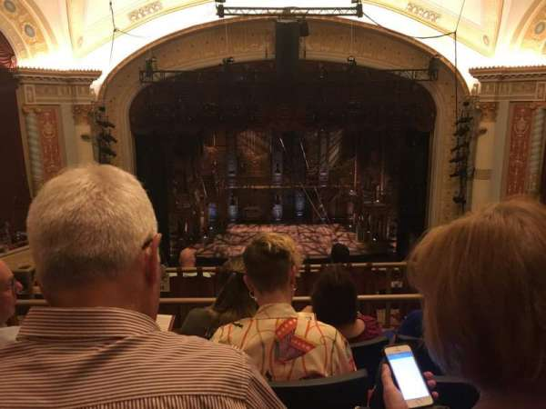 KeyBank State Theatre, section: Mezzanine C, row: H, seat: 605