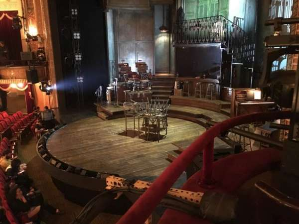 Walter Kerr Theatre, section: BOX A, row: 1, seat: 3