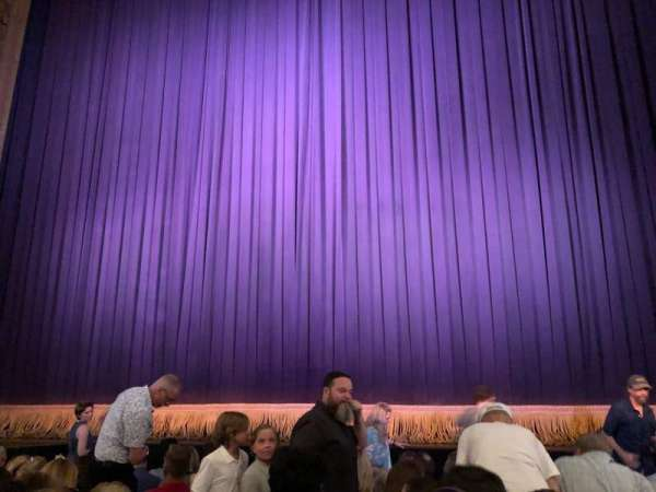 Lyceum Theatre (Broadway), section: Orchestra C, row: G, seat: 103