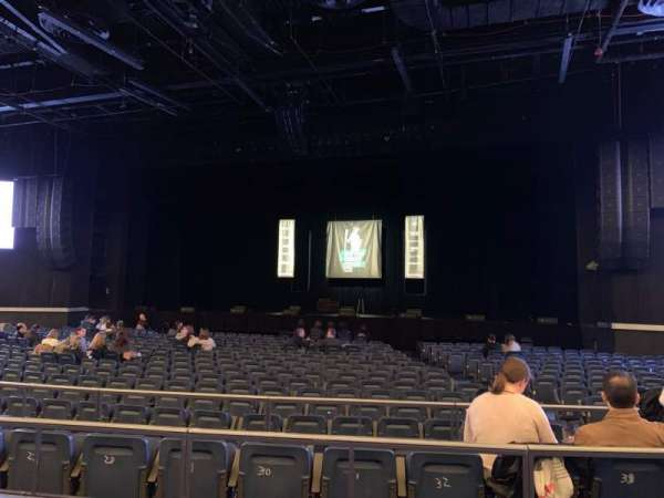 Hulu Theater at Madison Square Garden, section: 202, row: BB, seat: 6