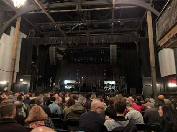 Union Transfer, section: GA Seating, row: Last Row, seat: 5 Seats From Cente