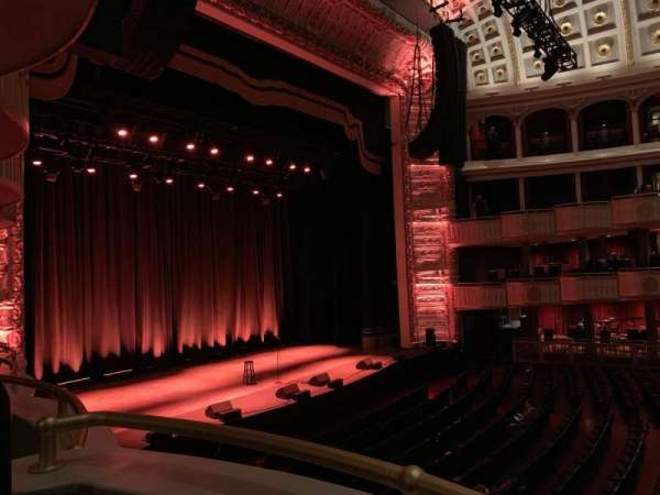 The Met Philadelphia, section: Grand Salle Box 14, row: A, seat: 1