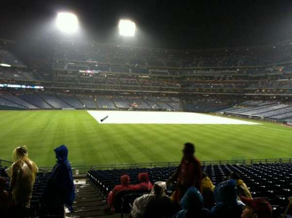 Citizens Bank Park, section: 146, row: 22, seat: 1