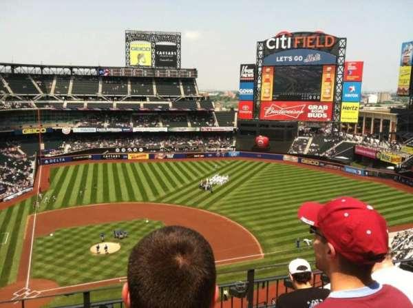 Citi field, section: 507, row: 5 , seat: 5