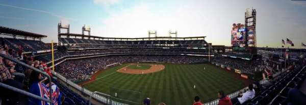 Citizens Bank Park, section: 301, row: 4, seat: 21