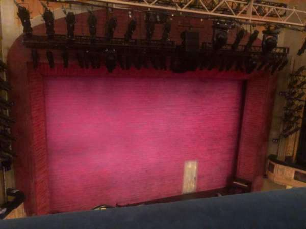 Shubert Theatre, section: Balcony L, row: A, seat: 9
