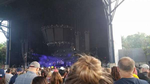 Jiffy Lube Live, section: 101, row: S, seat: 34