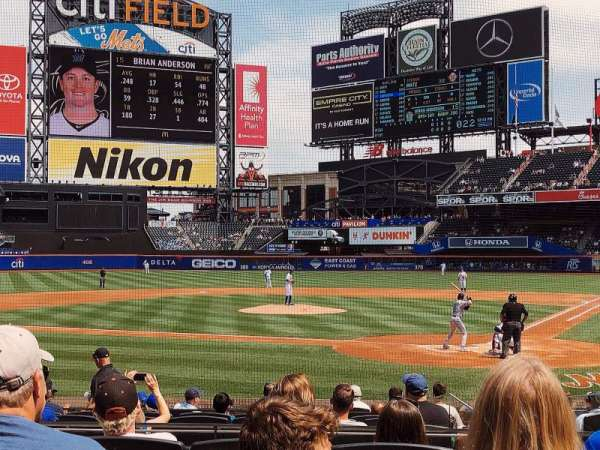 Citi Field, section: 16, row: 9