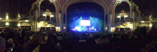 Proctor's Theatre, section: Orchestra C, row: K, seat: 108