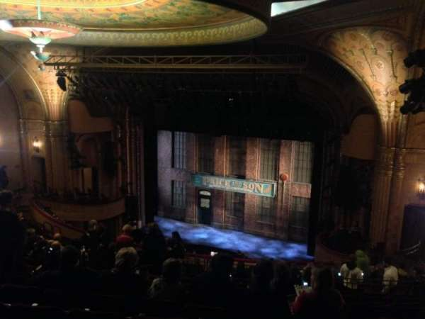 Al Hirschfeld Theatre, section: Mezzanine R, row: S, seat: 22