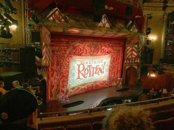 St. James Theatre, section: Mezzo, row: E, seat: 25