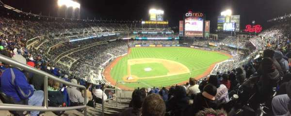 Citi Field, section: 509, row: 8, seat: 1