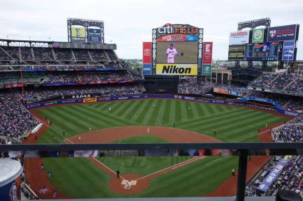 Citi Field, section: 513, row: 1, seat: 11
