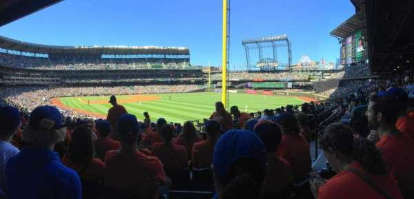 Safeco Field, section: 111, row: 36, seat: 6