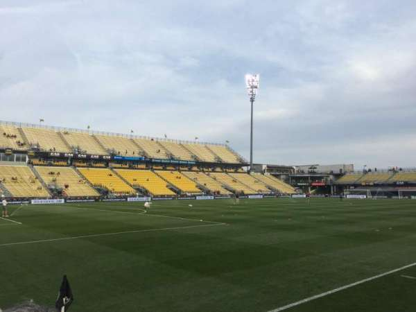 Mapfre Stadium, section: 131, row: 8, seat: 5