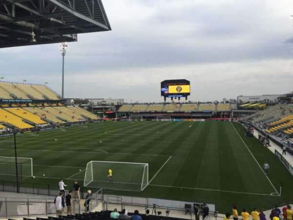 Mapfre Stadium, section: 134, row: 34, seat: 38