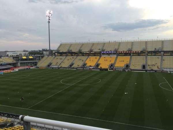 Mapfre Stadium, section: 205, row: 2, seat: 7