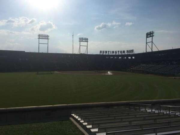 Huntington Park, section: 31, row: 18, seat: 14