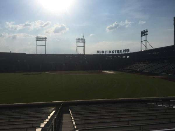 Huntington Park, section: 29, row: 18, seat: 14