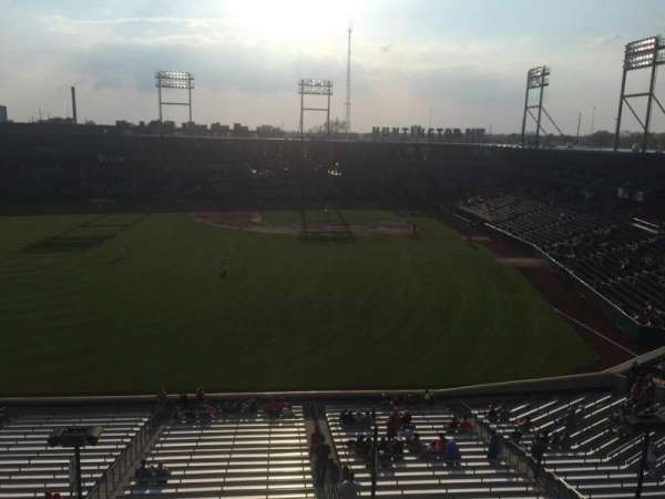 Huntington Park, section: 400, row: 1, seat: 1