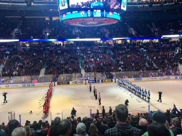 Rogers Arena, section: 118, row: 20, seat: 5