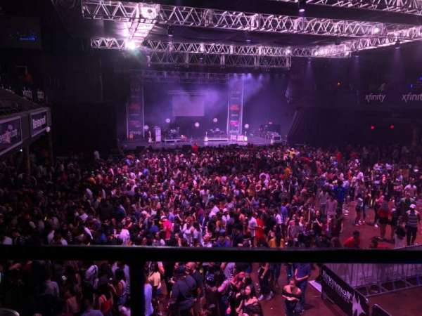 Revention Music Center, section: 206, row: A, seat: 2