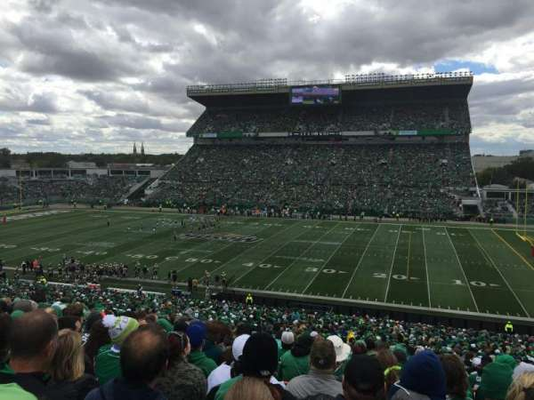 Taylor Field (Regina), section: 23, row: 49, seat: 21