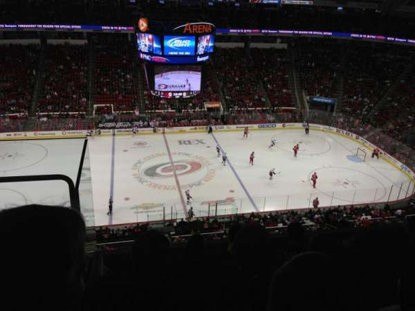 PNC Arena, section: 324, row: E, seat: 24