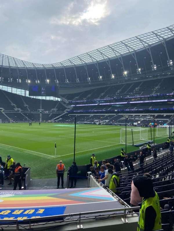 Tottenham Hotspur Stadium, section: 116, row: 16, seat: 183