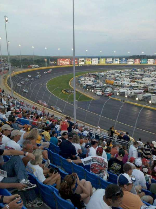 Charlotte Motor Speedway, section: Toyota M, row: 16
