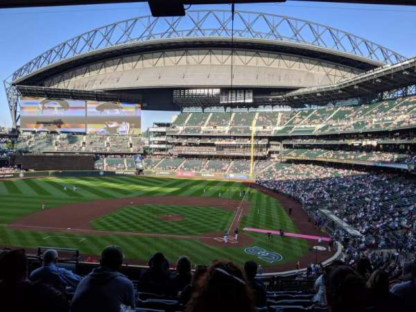 T-Mobile Park, section: 233, row: 10, seat: 9