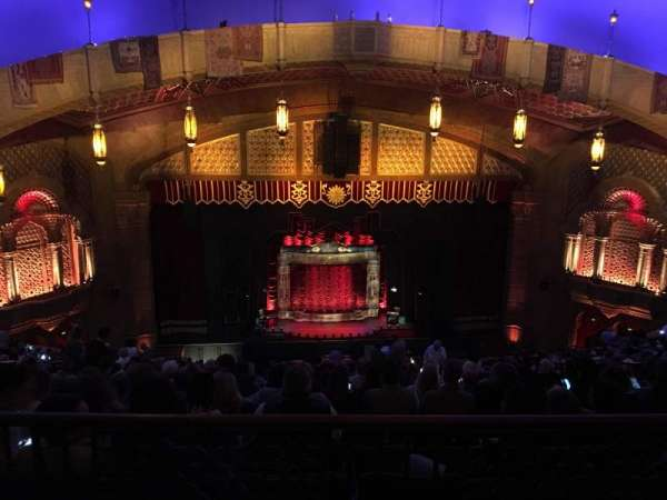 Fox Theatre (Atlanta), section: Second Dress Circle LA, row: M, seat: 113
