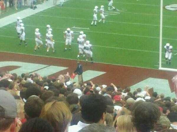 Bryant-Denny Stadium, section: S-4