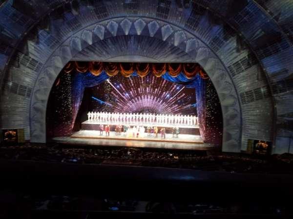 Radio City Music Hall, section: 2nd Mezzanine 3, row: A, seat: 312