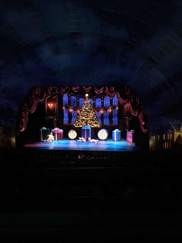 Radio City Music Hall, section: 2nd Mezzanine 3, row: A, seat: 310