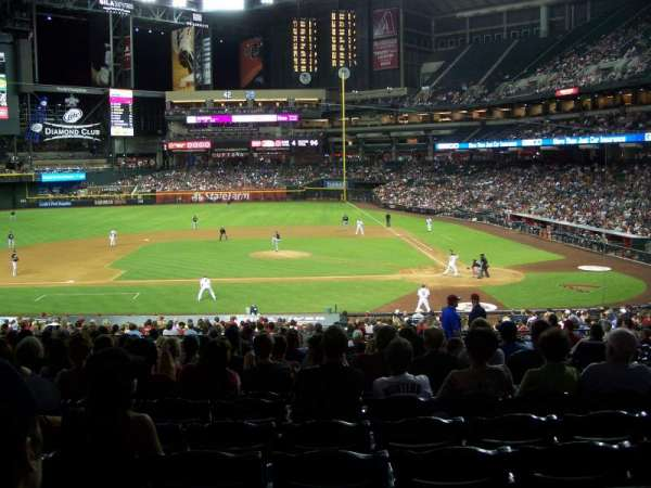 Chase Field, section: 127, row: 39, seat: 5