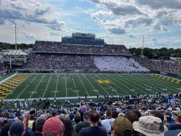 Navy-Marine Corps Memorial Stadium, section: 130, row: 13, seat: 4