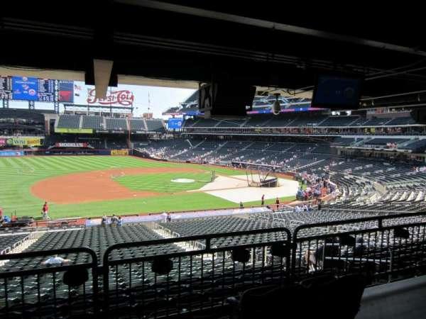 Citi Field, section: Metropolitan Box, row: 31, seat: 9