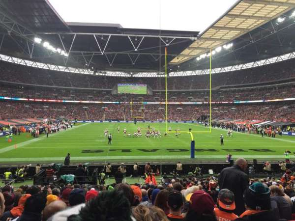 Wembley Stadium, section: 112, row: 22, seat: 19