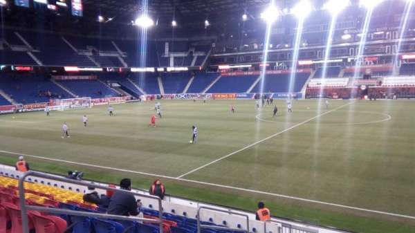 Red Bull Arena, section: 125, row: 11, seat: 31